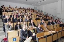Diskussion über die Satzung | Foto Bernhard Heres