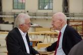 Matthias Pfeifer und Klaus Dierks | Foto Bernhard Heres