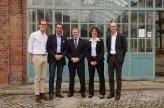Der neu gewählte Vorstand | Foto Bernhard Heres