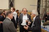 Sergej Fedorov, Rainer Barthel und Matthias Pfeifer | Foto Bernhard Heres