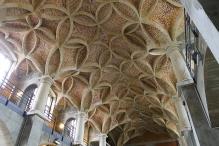2013 wiedererrichtetes Gewölbe der Schlosskapelle Dresden (Foto: María J. Ventas Sierra)
