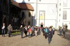 Exkursionsziel Albrechtsburg Meißen (Foto: F. Voormann)