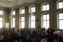 Im Kaiser-Leopold-Saal (Foto: F. Voormann)
