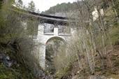 Wanderung zur Hohen Brücke St. Georgenberg bei Stans (Foto: F. Voormann)